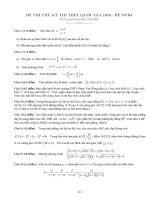 đề thi thử thpt quốc gia môn toán DE84 THPT phạm văn đồng  phú yên w
