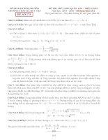 đề thi thử thpt quốc gia môn toán DE175 THPT hà huy tập, khánh hòa (đề 2) w