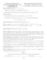 đề thi thử thpt quốc gia môn toán DE136 THPT nguyễn hữu cảnh, bình pước (l2)w