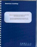 Báo cáo tài chính hợp nhất năm 2011 (đã kiểm toán) - Công ty cổ phần Đầu tư Xây dựng và Khai thác Công trình Giao thông 584