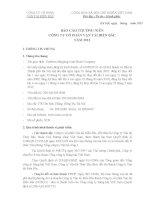 Báo cáo thường niên năm 2012 - Công ty Cổ phần Vận tải Biển Bắc