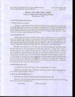 Báo cáo thường niên năm 2011 - CTCP Suất ăn Hàng không Nội Bài