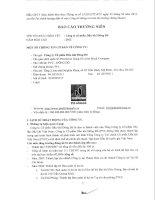 Báo cáo thường niên năm 2012 - Công ty cổ phần Dầu khí Đông Đô