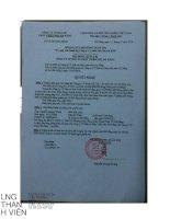 Nghị quyết Hội đồng Quản trị - Công ty Cổ phần Đầu tư Phát triển Nhà Đà Nẵng