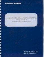 Báo cáo tài chính công ty mẹ quý 2 năm 2011 (đã soát xét) - Công ty cổ phần Đầu tư Xây dựng và Khai thác Công trình Giao thông 584