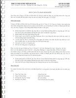 Báo cáo tài chính năm 2007 (đã kiểm toán) - Công ty Cổ phần Đầu tư và Phát triển Gas Đô Thị