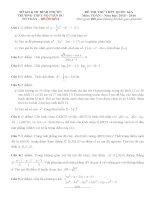 đề thi thử thpt quốc gia môn toán DE265 THPT nguyễn du, bình phước (l2)
