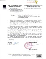 Báo cáo tài chính công ty mẹ quý 2 năm 2014 (đã soát xét) - Công ty Cổ phần Kinh doanh Khí hóa lỏng Miền Nam