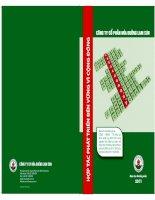 Báo cáo thường niên năm 2011 - Công ty Cổ phần Mía đường Lam Sơn