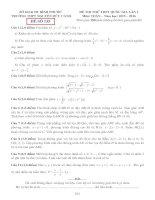 đề thi thử thpt quốc gia môn toán DE135 THPT nguyễn hữu cảnh, bình pước (l1)w