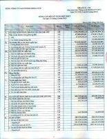 Báo cáo tài chính hợp nhất quý 4 năm 2015 - Tổng Công ty Gas Petrolimex-CTCP
