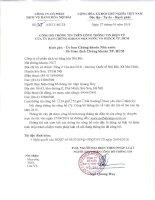 Nghị quyết Hội đồng Quản trị - Công ty Cổ phần Dịch vụ Hàng hóa Nội Bài