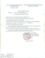 Nghị quyết Hội đồng Quản trị - Công ty cổ phần Dịch vụ Hàng không Sân bay Đà Nẵng