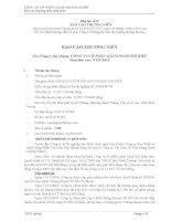 Báo cáo thường niên năm 2012 - Công ty Cổ phần Gạch Ngói Nhị Hiệp