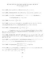 đề thi thử thpt quốc gia môn toán DE79 THPT chuyên thoại ngọc hầu an giang w