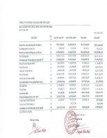 Báo cáo KQKD công ty mẹ quý 4 năm 2010 - Công ty Cổ phần Văn hóa Phương Nam