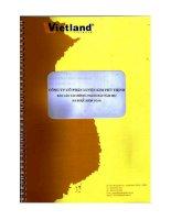 Báo cáo tài chính công ty mẹ quý 2 năm 2012 (đã kiểm toán) - Công ty Cổ phần Luyện kim Phú Thịnh