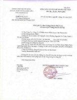 Báo cáo tài chính quý 3 năm 2014 - Công ty Cổ phần Dược phẩm Dược liệu Pharmedic