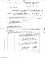Báo cáo tình hình quản trị công ty - Công ty Cổ phần Dịch vụ Viễn thông và In Bưu điện