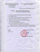 Báo cáo tài chính quý 2 năm 2015 - Công ty cổ phần Sách Giáo dục tại T.P Hồ Chí Minh