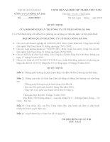 Nghị quyết Hội đồng Quản trị ngày 8-10-2010 - Công ty Cổ phần Sông Đà 9.06