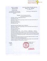 Báo cáo tài chính hợp nhất quý 2 năm 2014 (đã soát xét) - Công ty Cổ phần Sơn Hà Sài Gòn