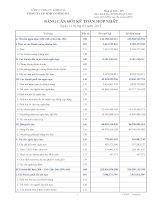 Báo cáo tài chính hợp nhất quý 1 năm 2015 - Công ty Cổ phần Simco Sông Đà