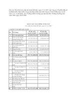 Báo cáo tài chính năm 2007 - Công ty Cổ phần Đầu tư và Phát triển Điện miền Trung