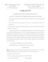 Nghị quyết Đại hội cổ đông thường niên năm 2012 - Công ty Cổ phần Sách và Thiết bị trường học Quảng Ninh
