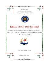ẢNH HƯỞNG của nước THẢI tại CÔNG TY cổ PHẦN THUỐC sát TRÙNG VIỆT NAM (VIPESCO) CHI NHÁNH II đến môi TRƯỜNG