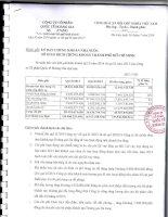 Báo cáo tài chính quý 2 năm 2014 - Công ty Cổ phần Quốc tế Hoàng Gia