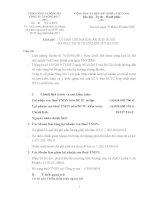 Báo cáo tài chính hợp nhất năm 2015 (đã kiểm toán) - Công ty Cổ phần Sông Đà 7