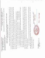 Báo cáo tài chính hợp nhất quý 1 năm 2015 - Công ty Cổ phần Địa ốc Sài Gòn Thương Tín