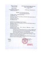 Báo cáo tài chính hợp nhất quý 2 năm 2015 - Công ty Cổ phần Sơn Hà Sài Gòn