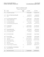 Báo cáo tài chính quý 4 năm 2010 - Công ty Cổ phần Que hàn điện Việt Đức