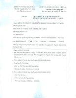 Nghị quyết Hội đồng Quản trị - Công ty cổ phần Mía đường Thành Thành Công Tây Ninh