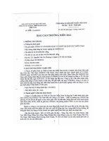 Báo cáo thường niên năm 2012 - Công ty Cổ phần Sách và Thiết bị Giáo dục Miền Nam