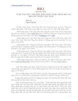 """Bài dự thi """"Tìm hiểu Hiến pháp nước CHXHCNVN"""""""