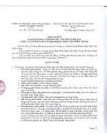 Nghị quyết Đại hội cổ đông bất thường ngày 10-09-2011 - Công ty Cổ phần Xuất nhập khẩu Thủy sản Miền Trung