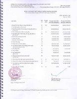 Báo cáo KQKD hợp nhất quý 2 năm 2011 (đã soát xét) - Công ty Cổ phần Kết cấu Kim loại và Lắp máy Dầu khí