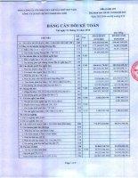 Báo cáo tài chính quý 4 năm 2010 - Công ty Cổ phần Xây dựng công nghiệp và dân dụng Dầu khí