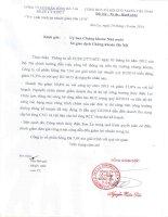 Báo cáo tài chính quý 3 năm 2014 - Công ty Cổ phần Sông Đà 7.04
