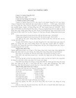 Báo cáo thường niên năm 2007 - Công ty Cổ phần Sông Đà 9.01