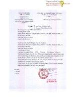 Báo cáo tài chính công ty mẹ quý 2 năm 2014 (đã soát xét) - Công ty Cổ phần Sơn Hà Sài Gòn