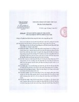 Báo cáo tài chính hợp nhất quý 3 năm 2015 - Công ty Cổ phần Sơn Hà Sài Gòn