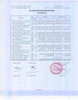 Báo cáo KQKD công ty mẹ quý 3 năm 2012 - Công ty Cổ phần Phát triển Nhà Thủ Đức