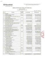 Báo cáo tài chính công ty mẹ quý 3 năm 2007 - Ngân hàng Thương mại Cổ phần Sài Gòn Thương Tín