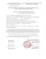 Báo cáo tài chính năm 2014 (đã kiểm toán) - Công ty Cổ phần Dịch vụ Vận tải Sài Gòn