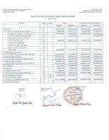 Báo cáo tài chính công ty mẹ quý 2 năm 2011 - Công ty Cổ phần Chứng khoán Ngân hàng Sài Gòn Thương Tín