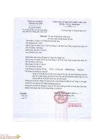 Báo cáo tài chính công ty mẹ quý 2 năm 2015 (đã soát xét) - Công ty Cổ phần Sơn Hà Sài Gòn